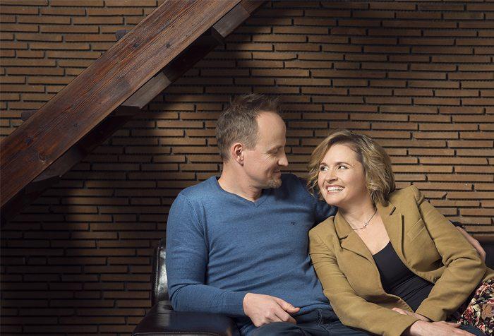 Zámbori Soma és Dr. Fazekas Rita - Kép: Viviennaomi Photography/Family magazin